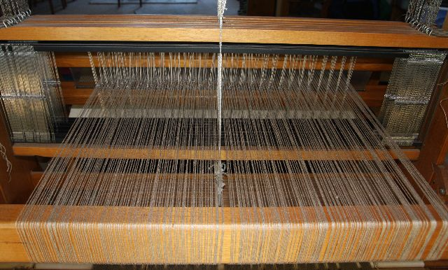 loom_with_warp_tied_on_back_view